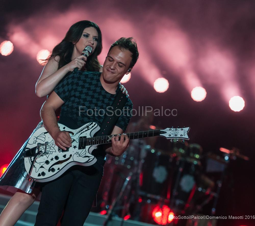 Laura Pausini concerto 11 giugno Roma1