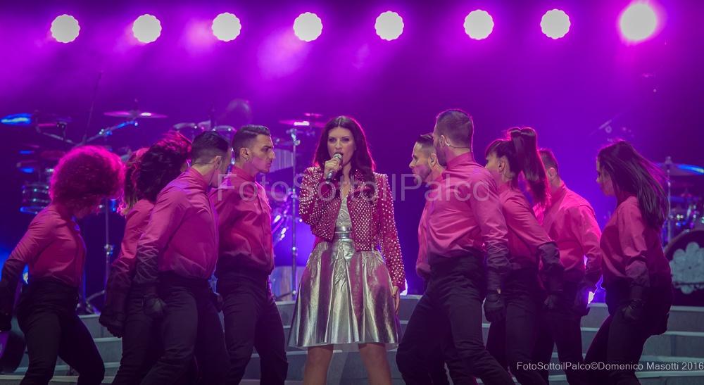 Laura Pausini concerto 11 giugno Roma5