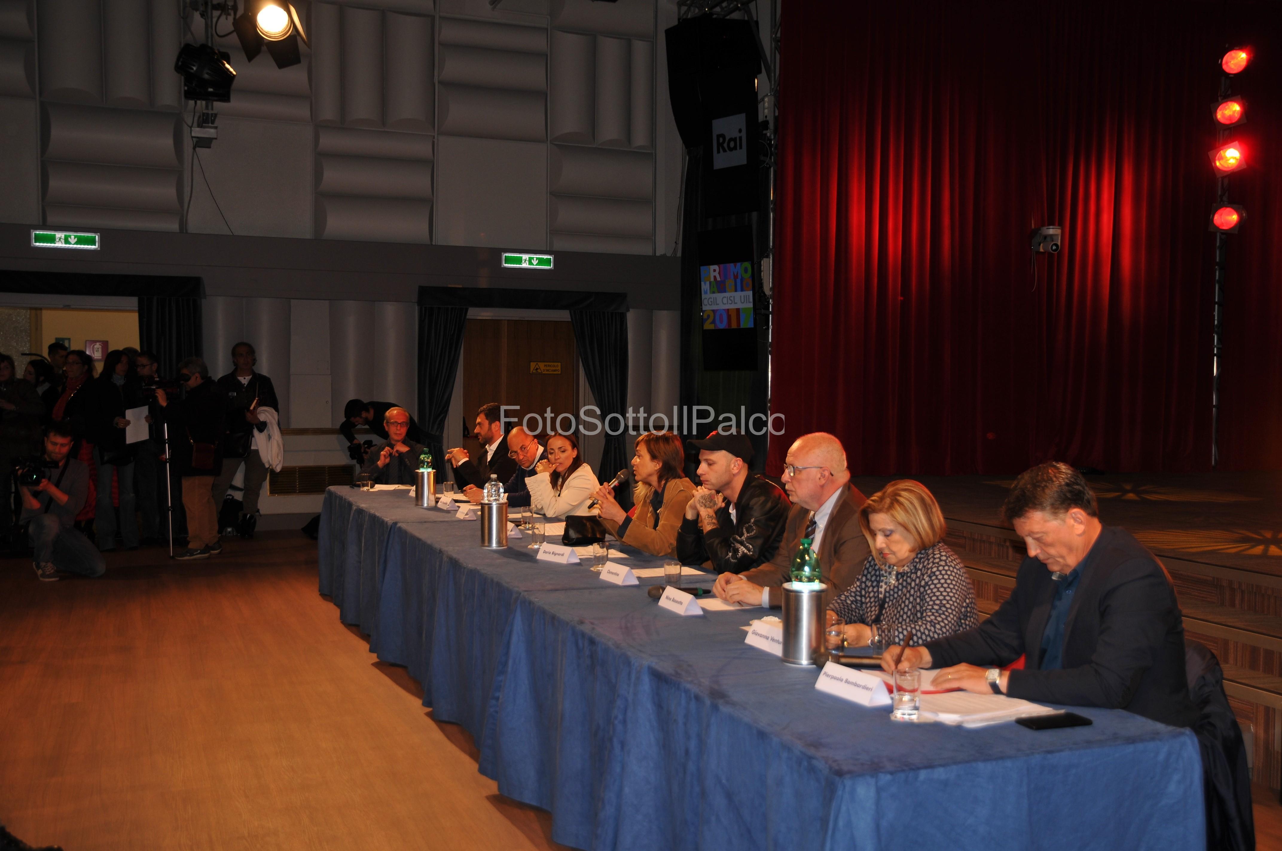 1 Maggio Conferenza Stampa_1